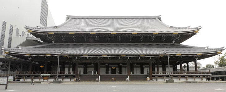 本山 東本願寺